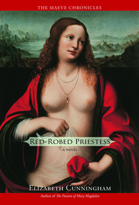 Cover for Red-Robed Priestess (Maeve Chronicles #4)
