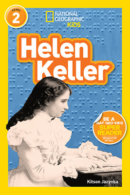 National Geographic Readers: Helen Keller (Level 2) (Readers Bios) Cover Image