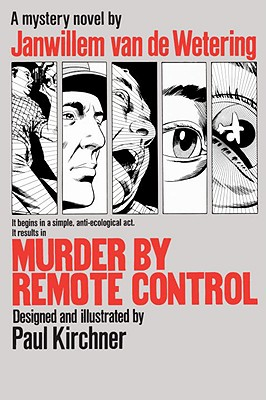 Murder by Remote Control Cover