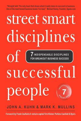 Street Smart Disciplines of Successful People Cover