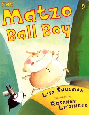 The Matzo Ball Boy Cover Image