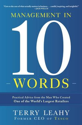 Management in Ten Words Cover