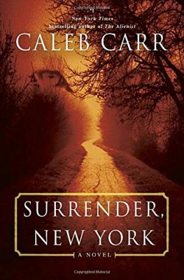 Surrender, New York Cover