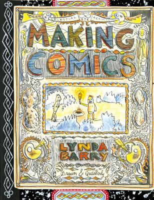 Cover of Making Comics
