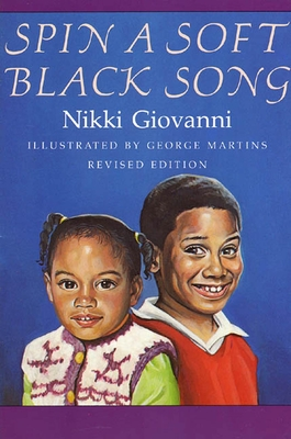 Cover for Spin a Soft Black Song
