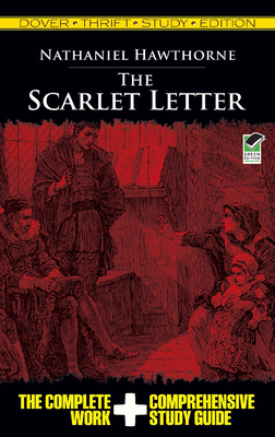 The Scarlet Letter Thrift Study Edition (Dover Thrift Study Edition) Cover Image