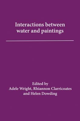 Interactions of Water with Paintings Cover Image