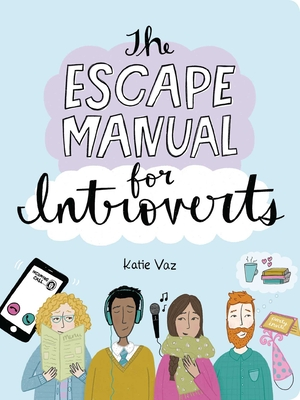The Escape Manual for Introverts Cover Image