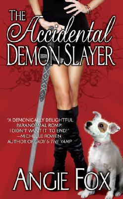 The Accidental Demon Slayer Cover Image