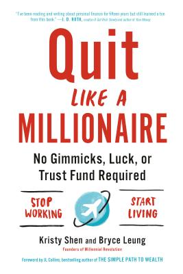 Cover for Quit Like a Millionaire