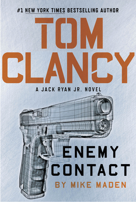 Tom Clancy Enemy Contact (A Jack Ryan Jr. Novel #5) Cover Image