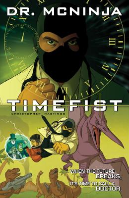 The Adventures of Dr. McNinja, Volume 2 Cover
