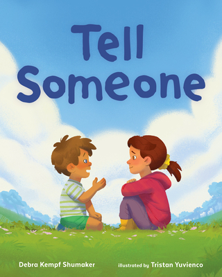 Tell Someone Cover Image