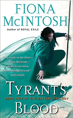 Tyrant's Blood (Valisar #2) Cover Image