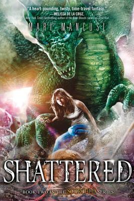 Shattered (Scorched #2) Cover Image