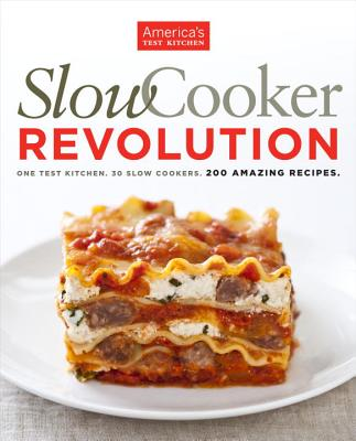 Slow Cooker Revolution Cover