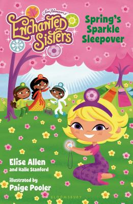 Jim Henson's Enchanted Sisters: Spring's Sparkle Sleepover Cover Image