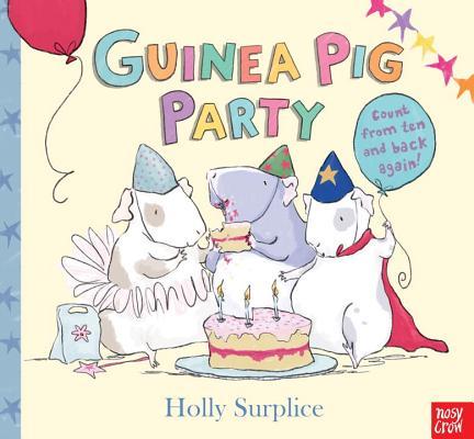 Guinea Pig Party Cover