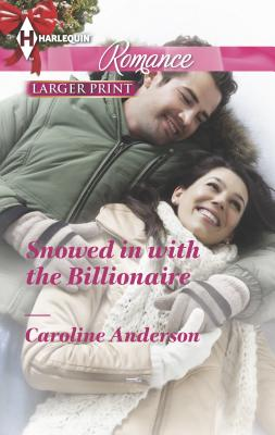 Snowed in with the Billionaire Cover