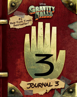 Gravity Falls: Journal 3 Cover Image