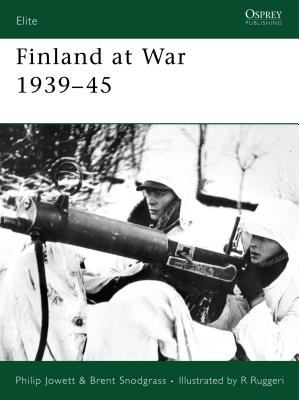 Finland at War 1939-45 Cover