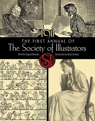 The First Annual of the Society of Illustrators, 1911 Cover Image