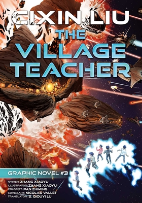The Village Teacher: Cixin Liu Graphic Novels #3 Cover Image