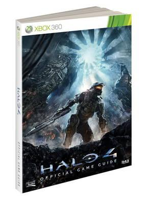 Halo 4: Prima Official Game Guide Cover Image
