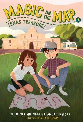 Magic on the Map #3: Texas Treasure Cover Image