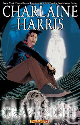Charlaine Harris' Grave Sight cover image