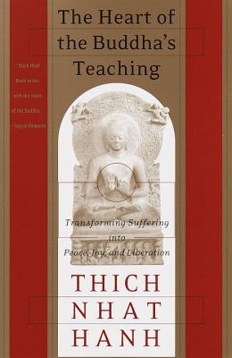 The Heart of the Buddha's Teaching Cover