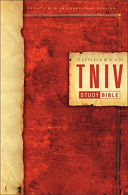 Study Bible-TNIV-Personal Cover Image