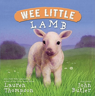 Wee Little Lamb Cover