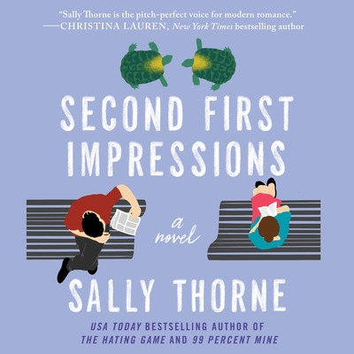 Second First Impressions Lib/E Cover Image