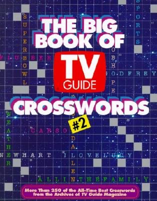 The Big Book of TV Guide Crosswords #2 Cover Image