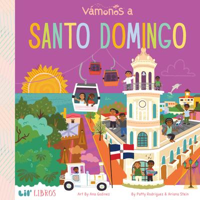 Vámonos: Santo Domingo Cover Image