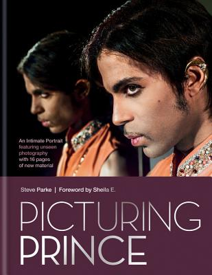 Picturing Prince: An Intimate Portrait Cover Image