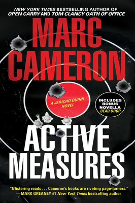 Active Measures (A Jericho Quinn Thriller #8) Cover Image