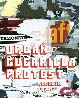 Urban Guerrilla Protest Cover