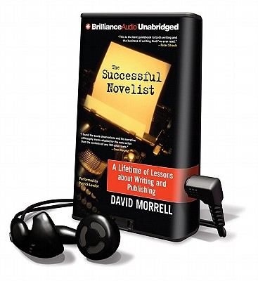 The Successful Novelist (Playaway Adult Nonfiction) Cover Image