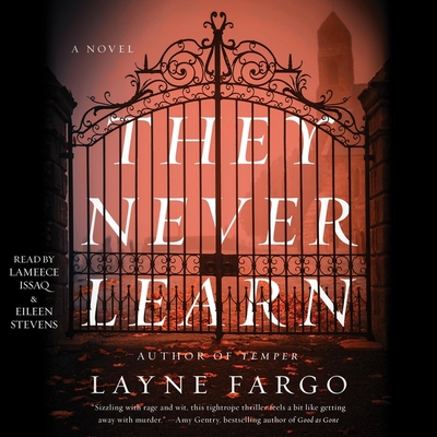 Cover for They Never Learn