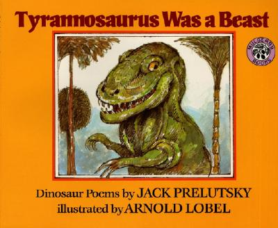 Tyrannosaurus Was a Beast Cover