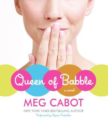 Queen of Babble CD Cover