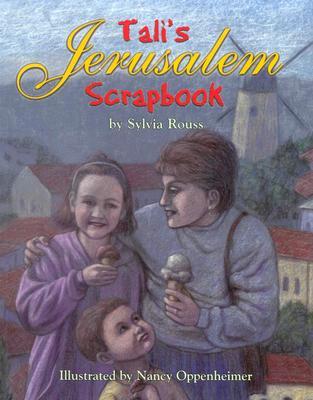 Tali's Jerusalem Scrapbook Cover Image