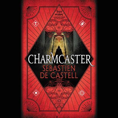 Charmcaster: The Spellslinger Series #03 Cover Image