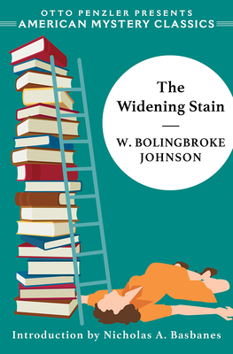 Cover for The Widening Stain