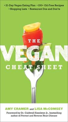 The Vegan Cheat Sheet Cover