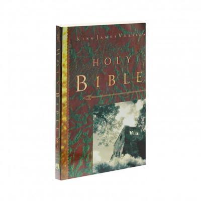 Cover for Holy Bible-KJV