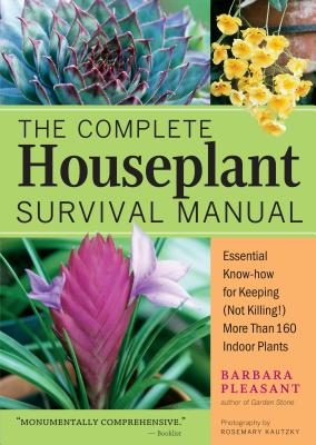 The Complete Houseplant Survival Manual Cover