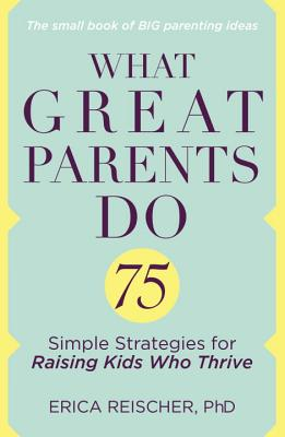 What Great Parents Do Cover